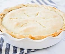 homemade pot pie