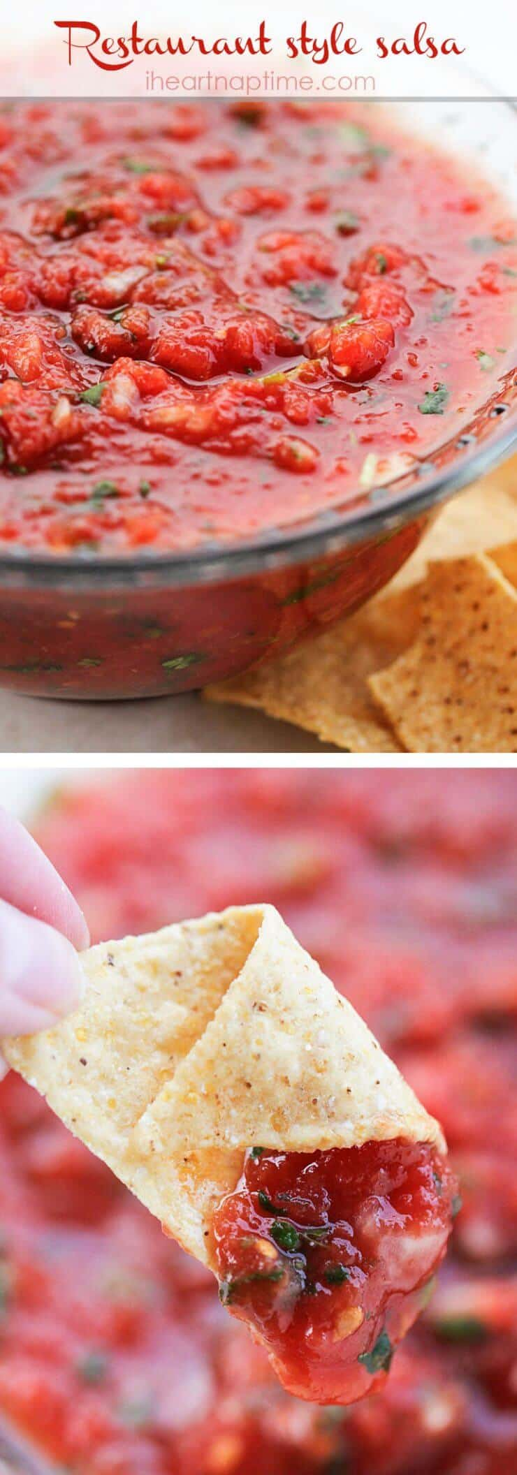 Calories Chips And Salsa Mexican Restaurant