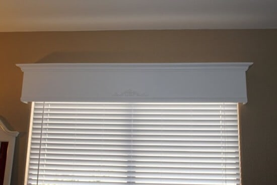Tutorial How To Make A Wood Valance Window Treatment I