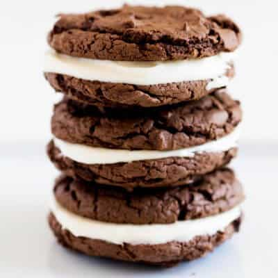 homemade oreos recipe