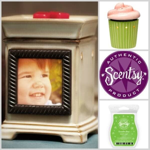 scentsy collage
