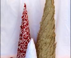 fabric trees