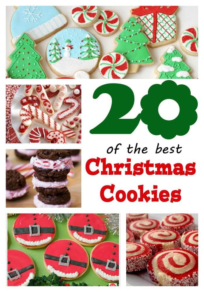 Some of the BEST Christmas Cookies - I Heart Nap Time