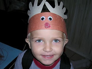 Cute Preschool Age Christmas Crafts - I Heart Nap Time