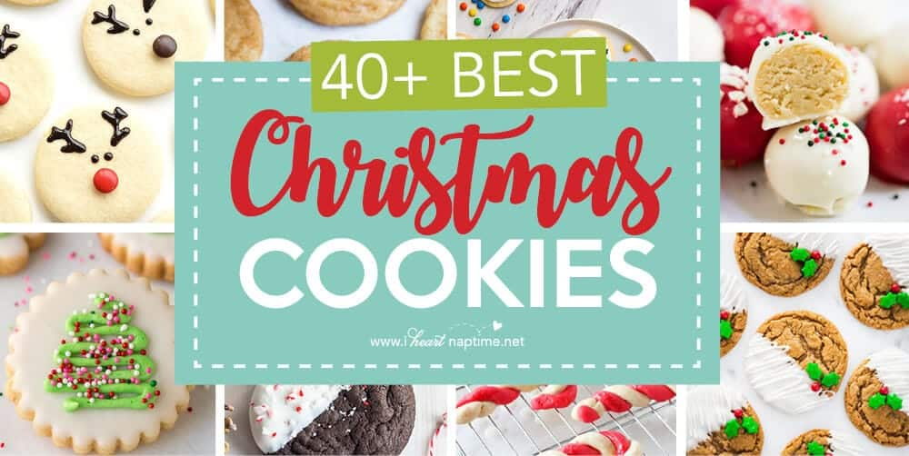 40 Of The Best Christmas Cookies I Heart Naptime
