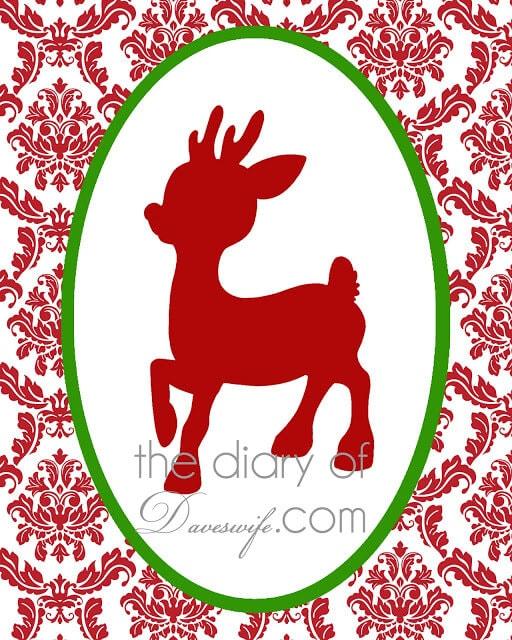 Free christmas printables downloads