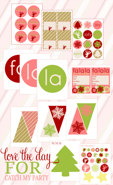Free Christmas Printables 15 Free Downloads
