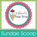 sundae scoop