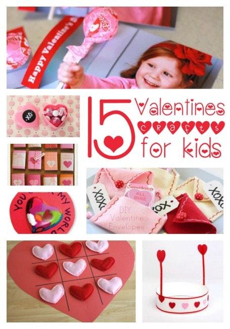 #valentines crafts for kids on iheartnaptime.net