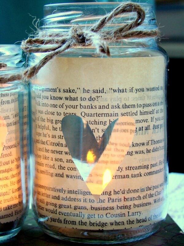 15 ways to use mason jars for Mason jar candle crafts