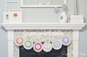 Spring Banner free download