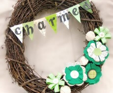 Charmed Wreath
