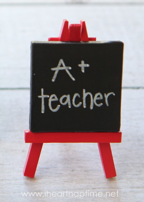 teacher appreciation day gift idea