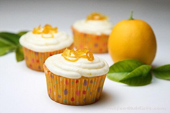 20 Spring Cupcakes