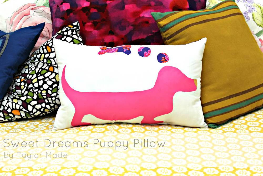 15 awesome teacher gift ideas puppy pillow from taylormade negle Gallery