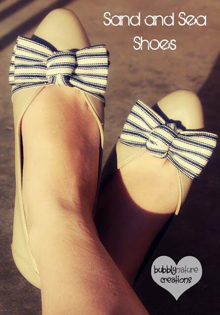 shoe makeover