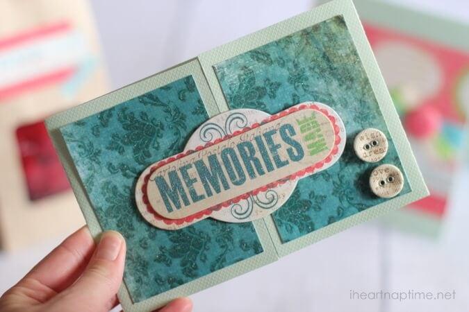 make a handmade card