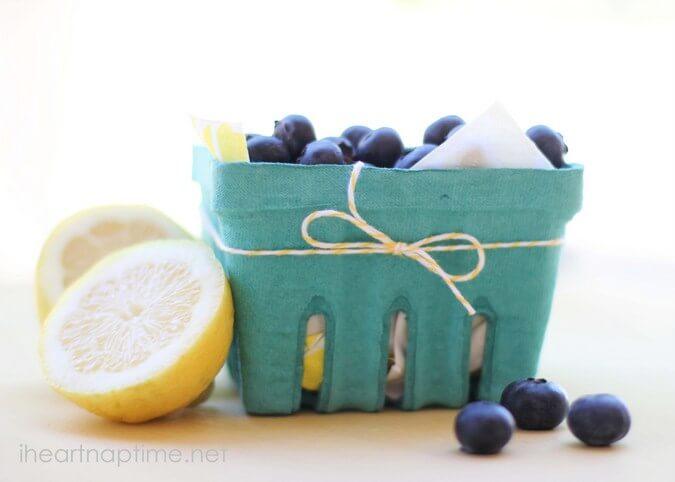 lemon blueberry