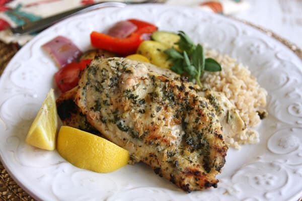 Lemon-Garlic-Chicken