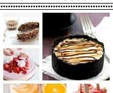 20 Delicious Frozen Desserts