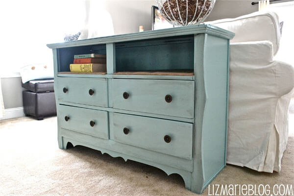 Dresser Makeover From Liz Marie Blog