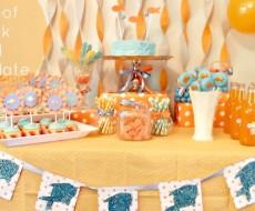 Goldfish party 5