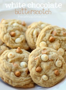 butterscotch cookies