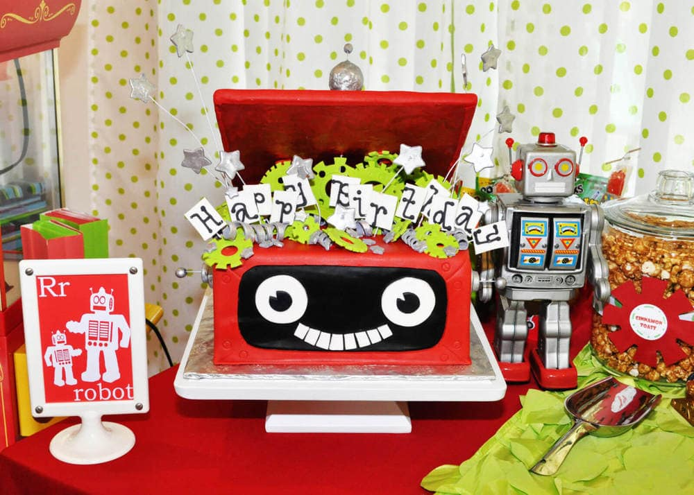 Brilliant Boy Birthday Party Theme Ideas 1600 x 1143 · 375 kB · jpeg