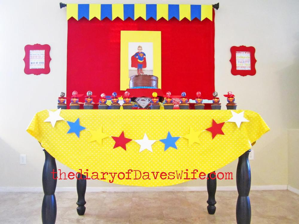 Boys' Birthday party ideas