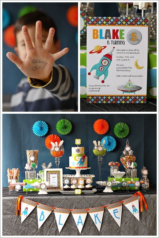 Kids Craft Ideas For Birthday Parties Part - 33: Neverland Party Via The Party Dress
