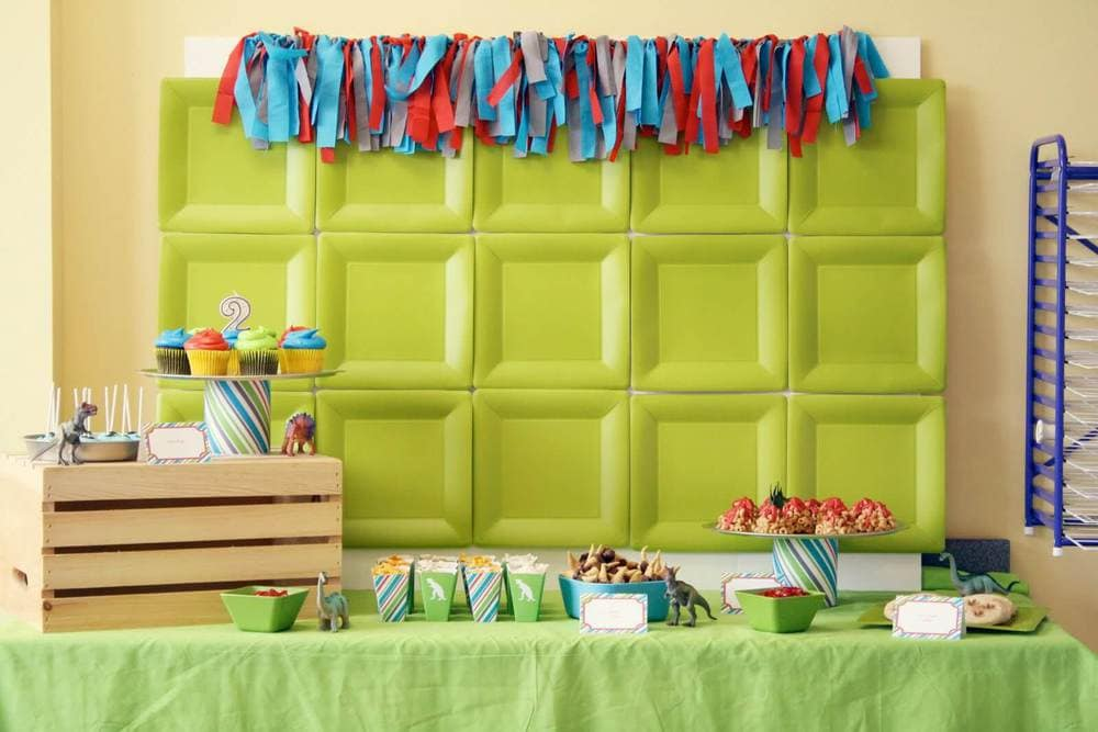 dino mite - Party Decorating Ideas