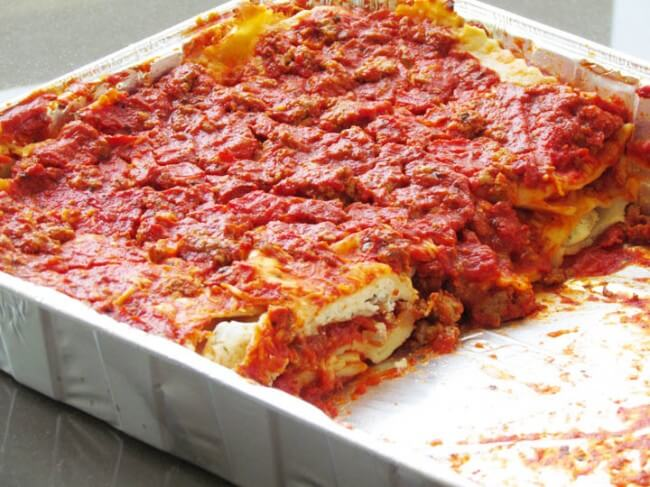 hope you'll give Beefy Baked Ravioli a try and love it as much as ...