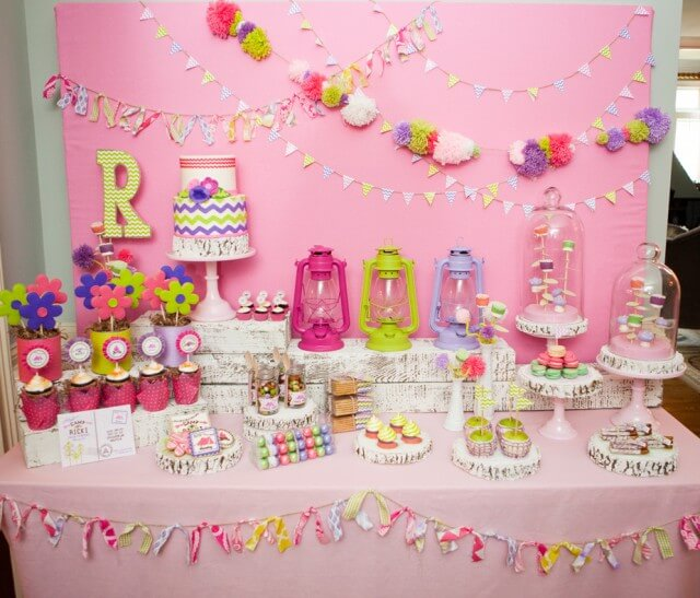 Girls Party Ideas 2 I Heart Nap Time | I Heart Nap Time - Easy