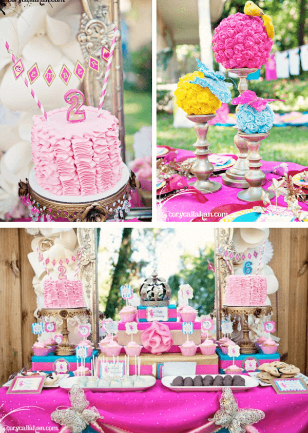 Birthday Party Ideas Girl 10