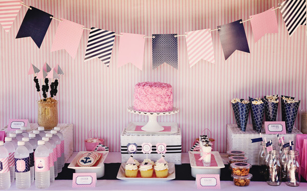 girl birthday theme ideas
