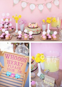 Girls Party Ideas 20