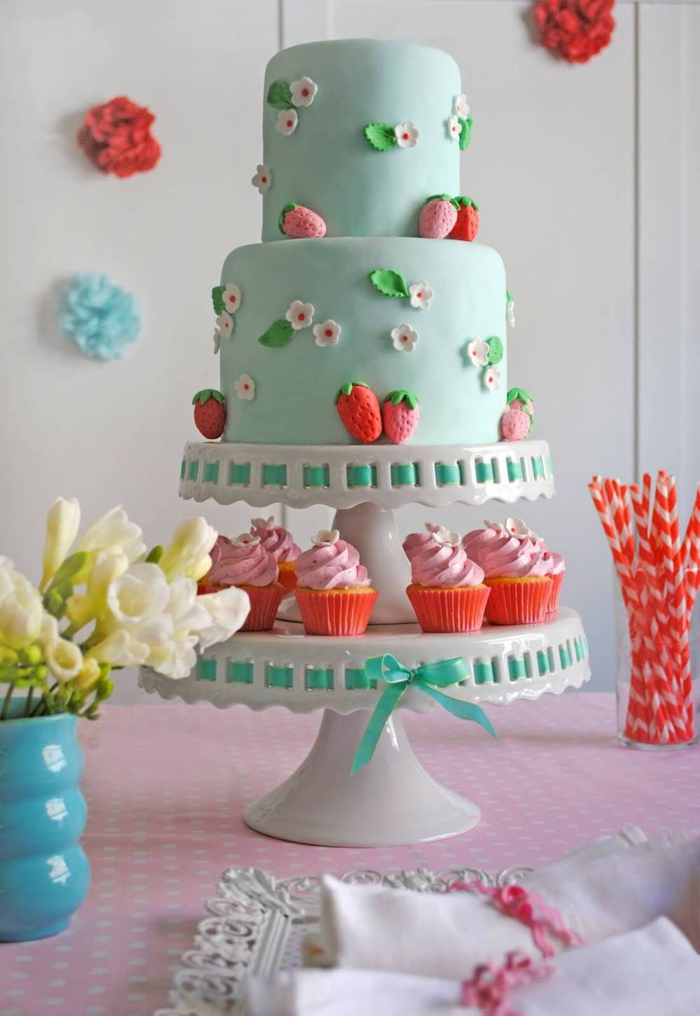 Fairy garden party via kara s party ideas