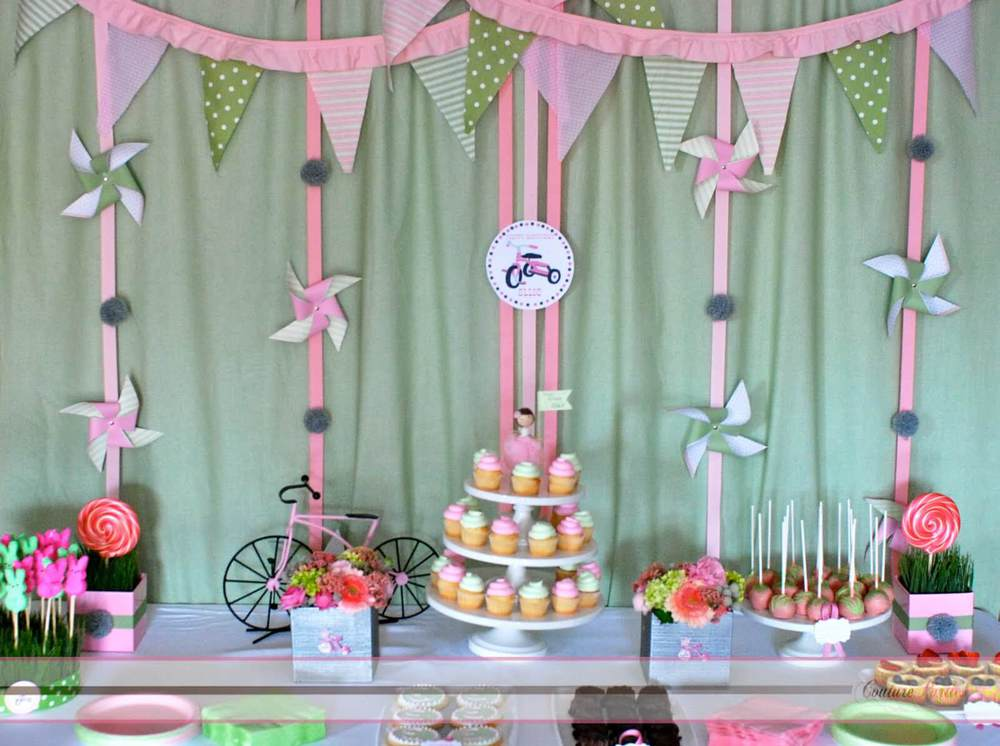 Retro Tricycle From Couture Parties