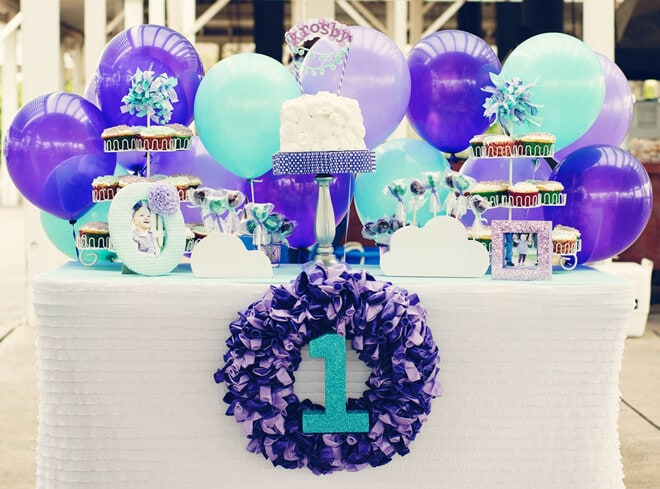 DIY Projects: 17 Birthday Party Ideas For Girls