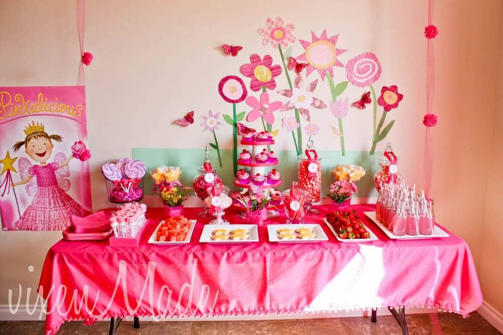 Good Pink Girls Birthday Party Ideas 1600 x 1065 · 224 kB · jpeg