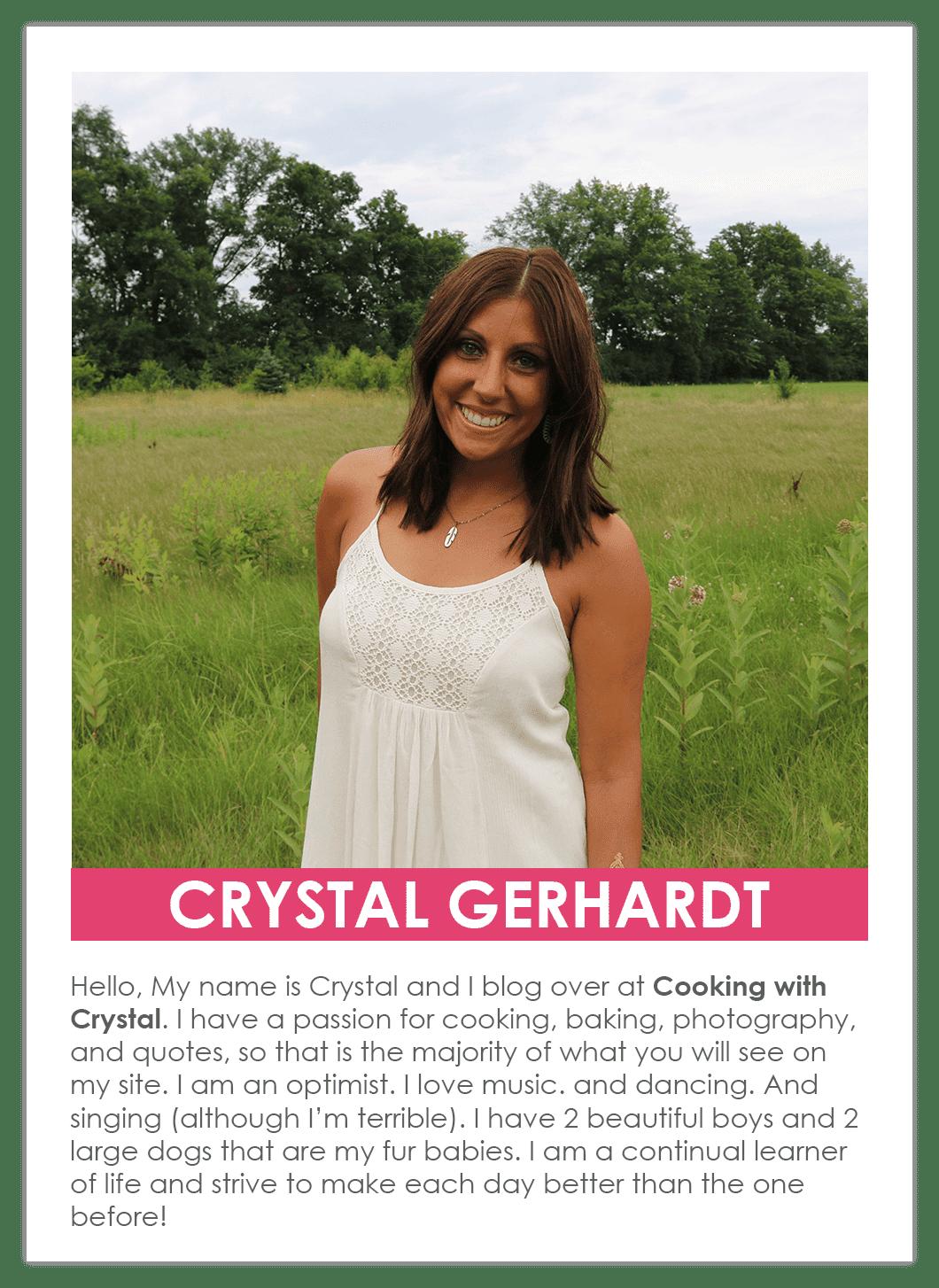 Crystal Gerhardt