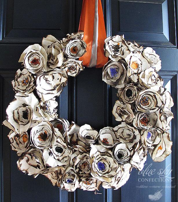 50 Amazing Fall Wreaths I Heart Nap Time