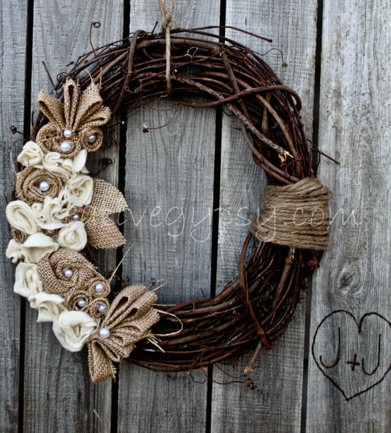 50 amazing fall wreaths i heart nap time for Amazing wreaths