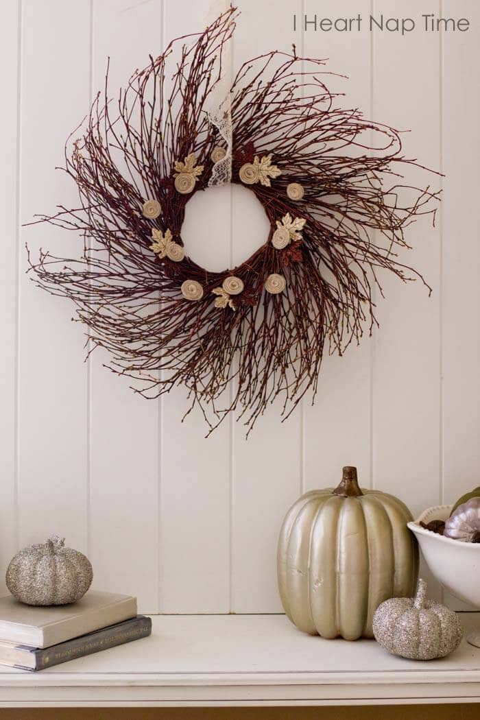 Fall-Wreaths
