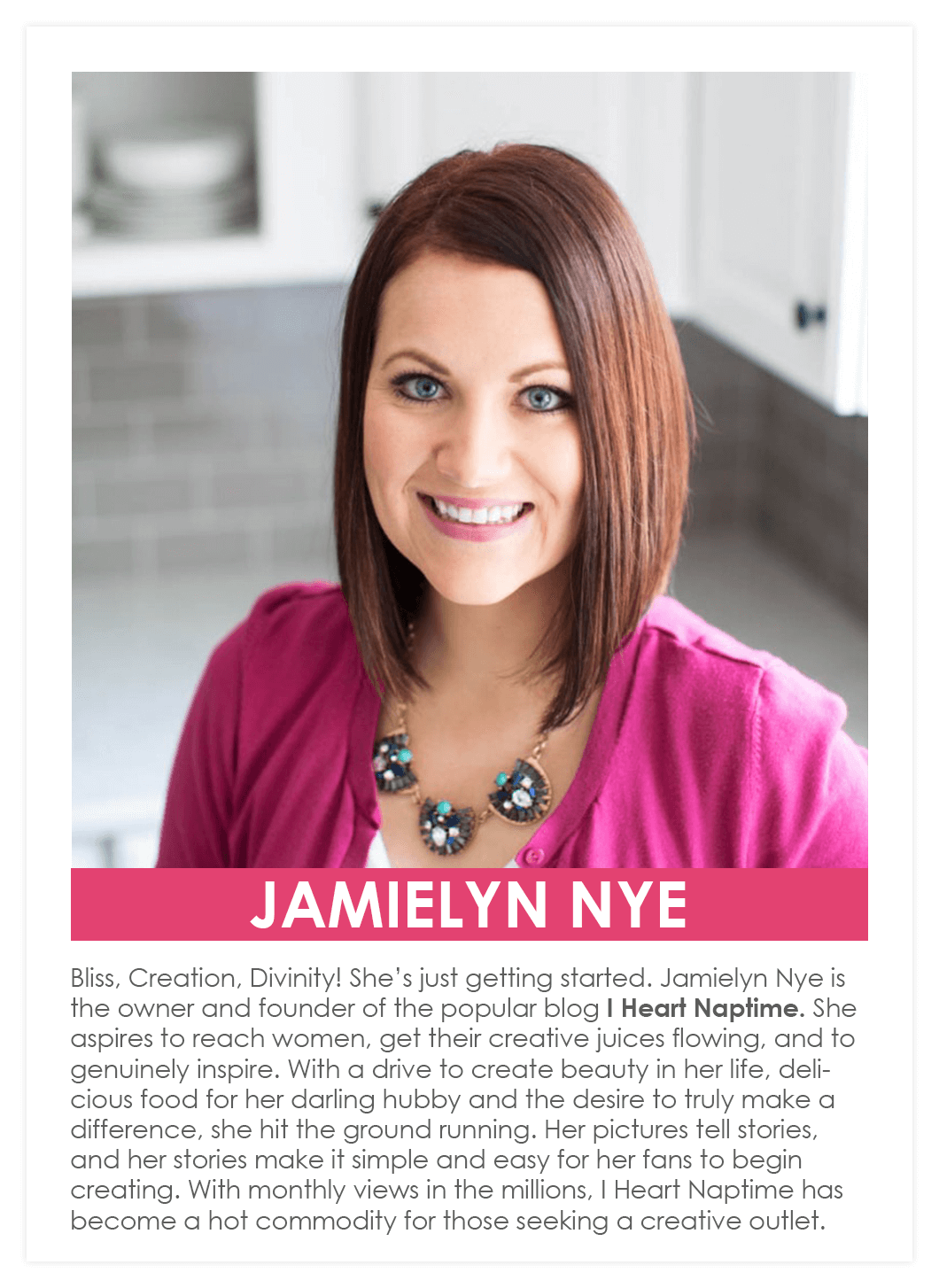 Jamielyn Nye