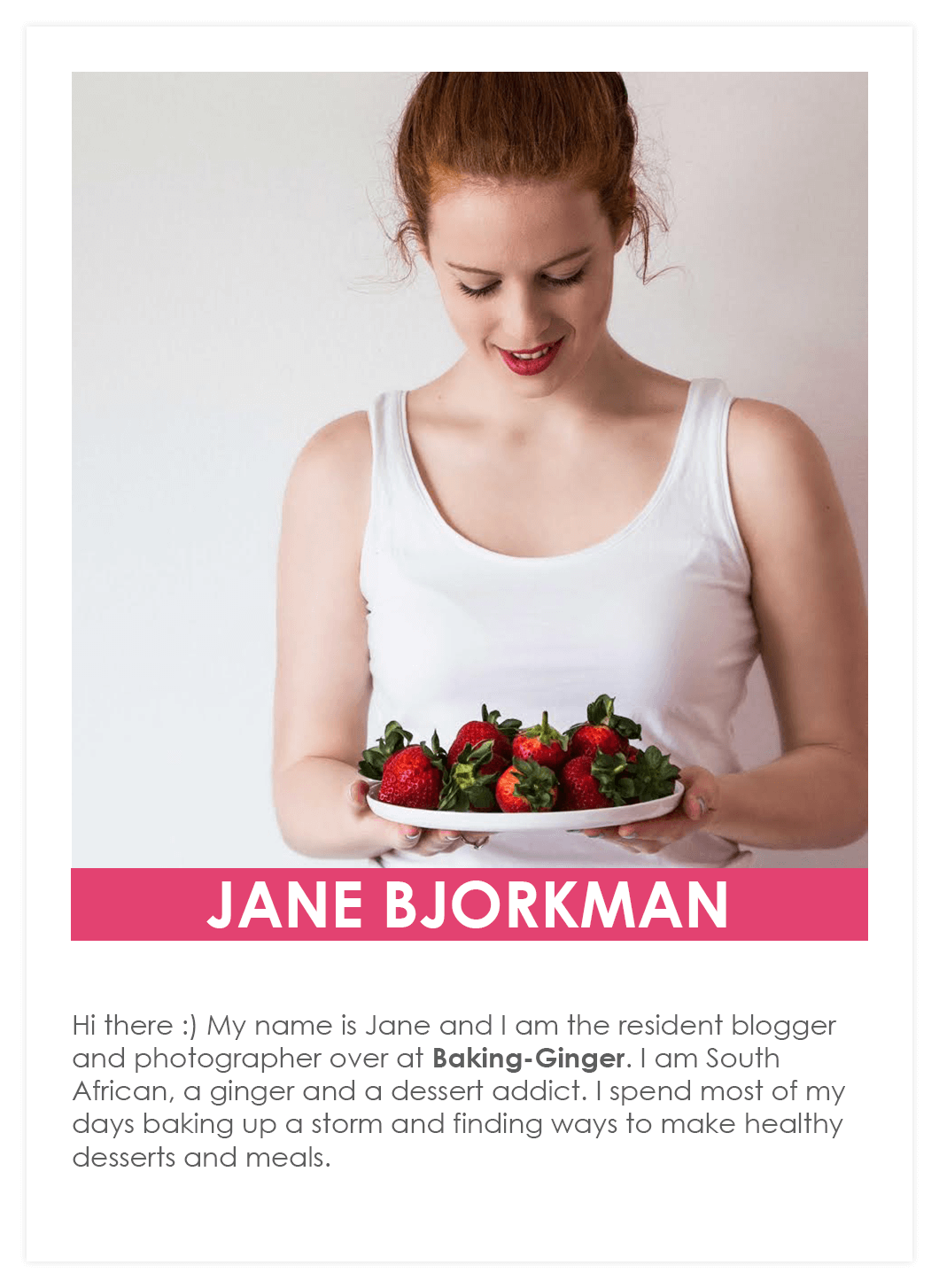 Jane Bjorkman