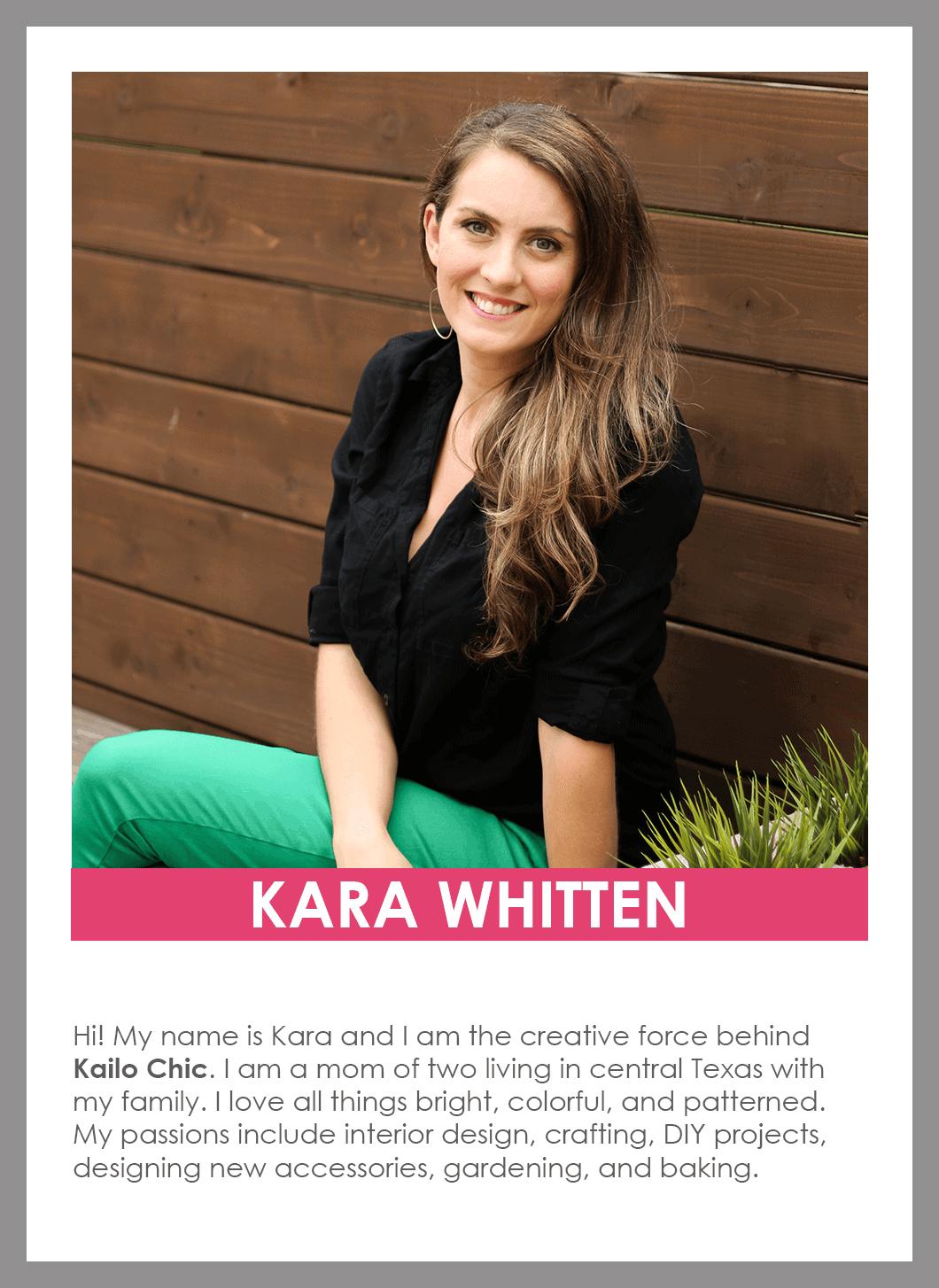 Kara Whitten