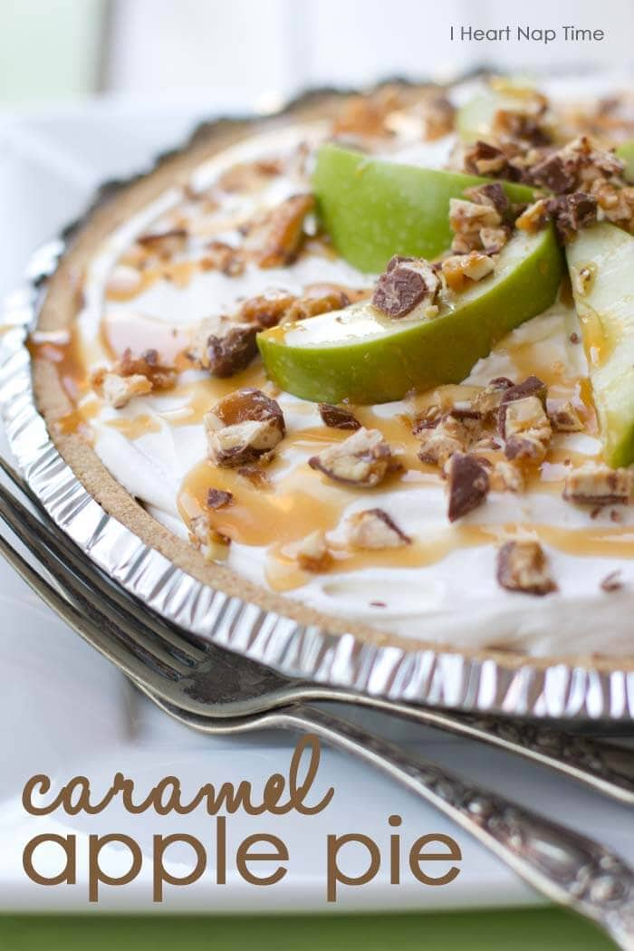 25 delicious apple desserts on iheartnaptime.com ... a must see list! #recipes
