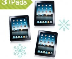 AWESOME! iPad giveaway on iheartnaptime.net