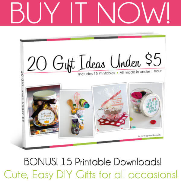 20 Gift Ideas For Under 5 E Book I Heart Nap Time